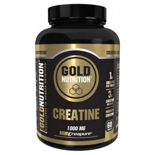 Creatina Goldnutrition 60 Und