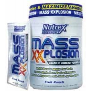 Mass XXplosion 15 Packs