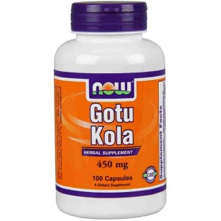 Gotu Kola Now 100Caps