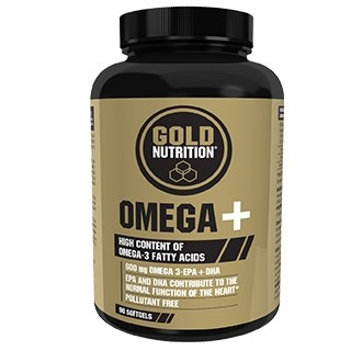 Omega + Goldnutrition