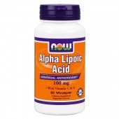 Acido Alpha Lipoico Now