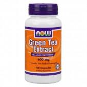 Té Verde (Green tea) Now